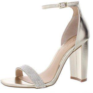 NWB Badgley Mischka Jewel Keshia Jewelled Sandals